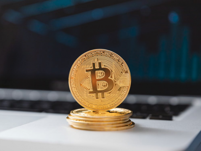Bitcoin trading again on the rise
